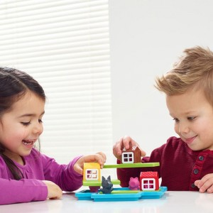Smart games for learning